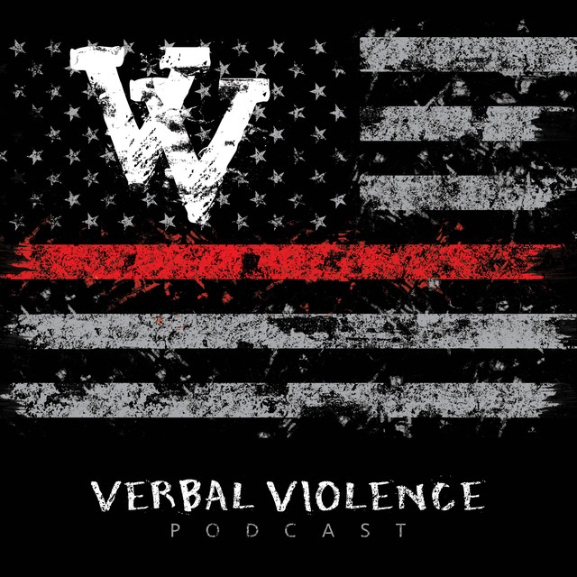 Verbal Violence Podcast Cover - Square