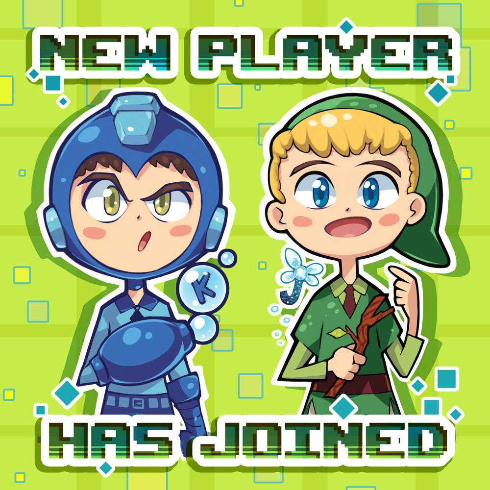 New Player Has Joined Podcast Cover - Square