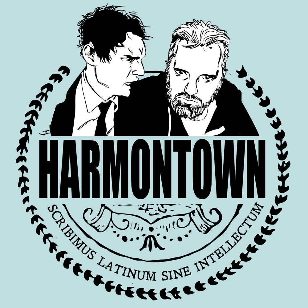 Harmontown Podcast Cover - Square