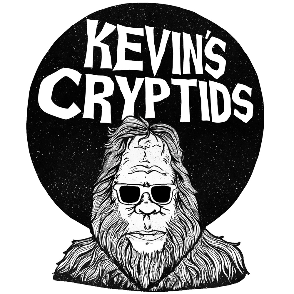 Kevin's Cryptids Podcast Cover - Square