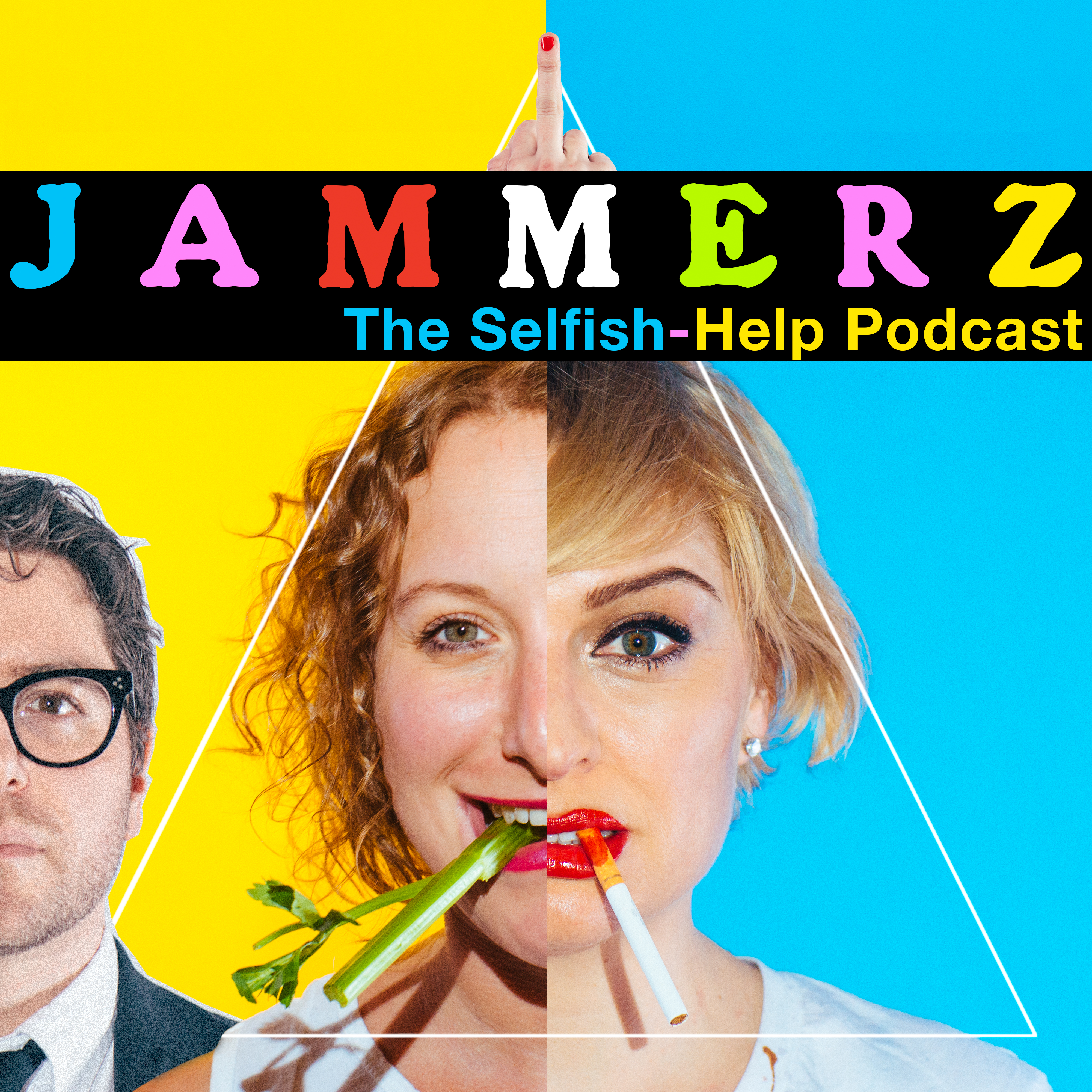 Jammerz Podcast Cover - Square