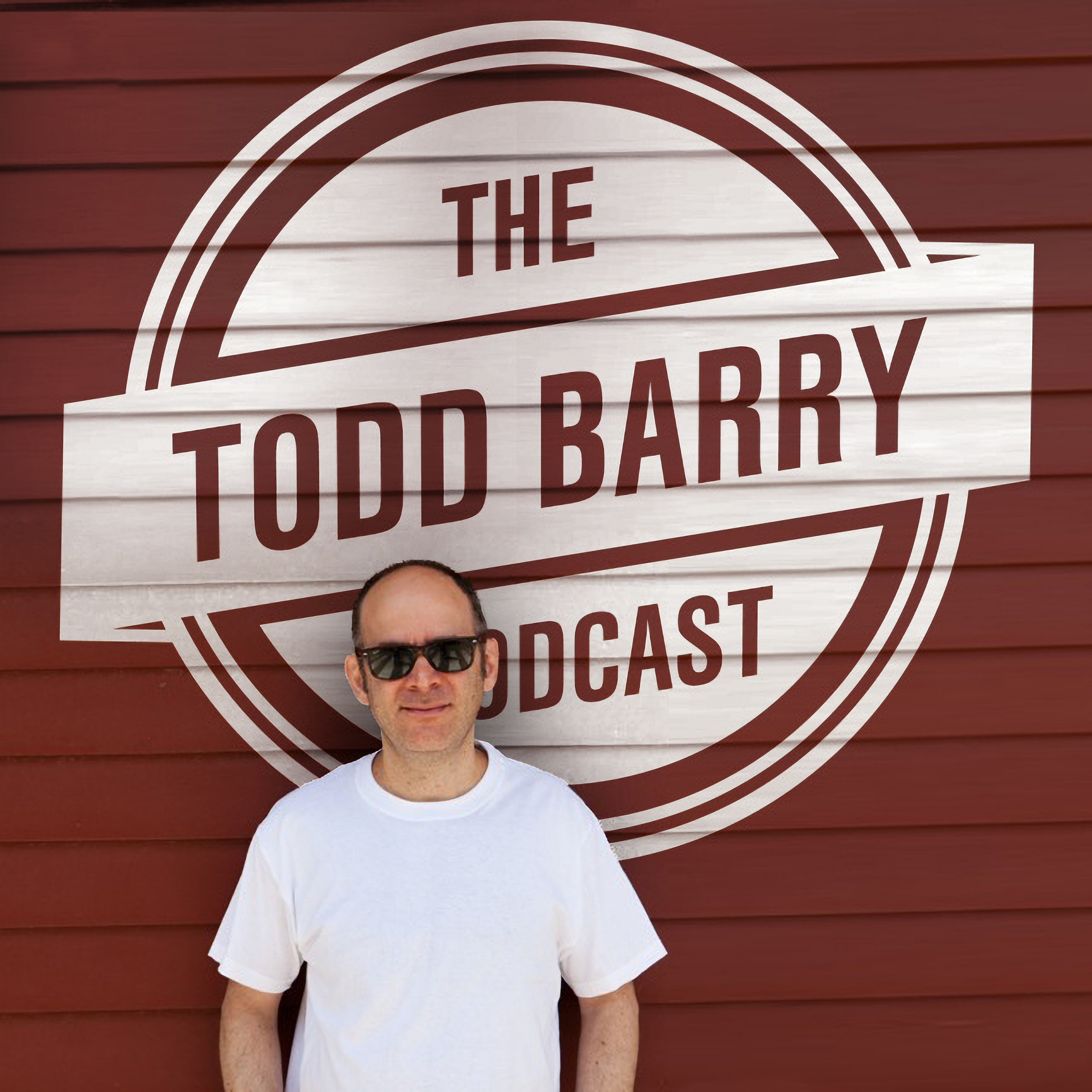 The Todd Barry Podcast Cover - Square