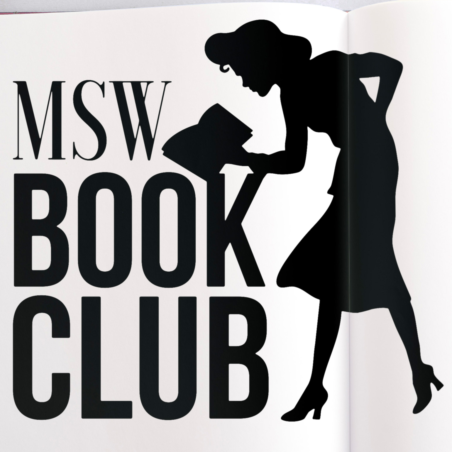MSW Book Club Podcast Cover - Square