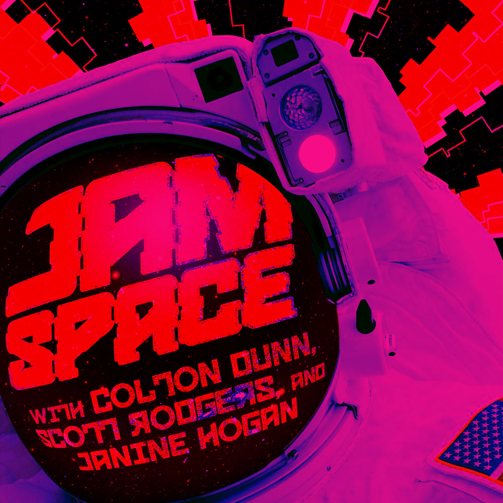 Jam Space Podcast Cover - Square