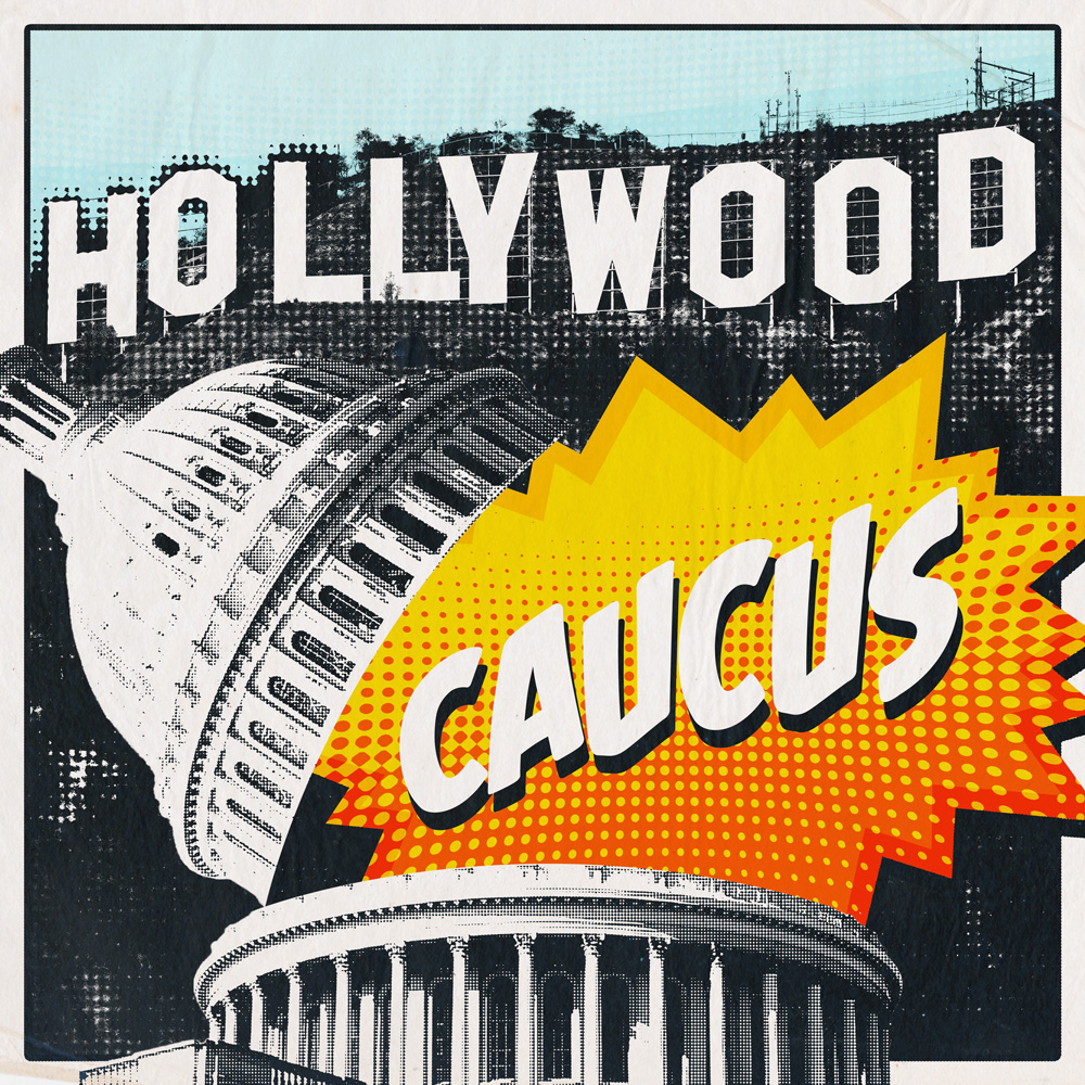 Hollywood Caucus Podcast Cover - Square
