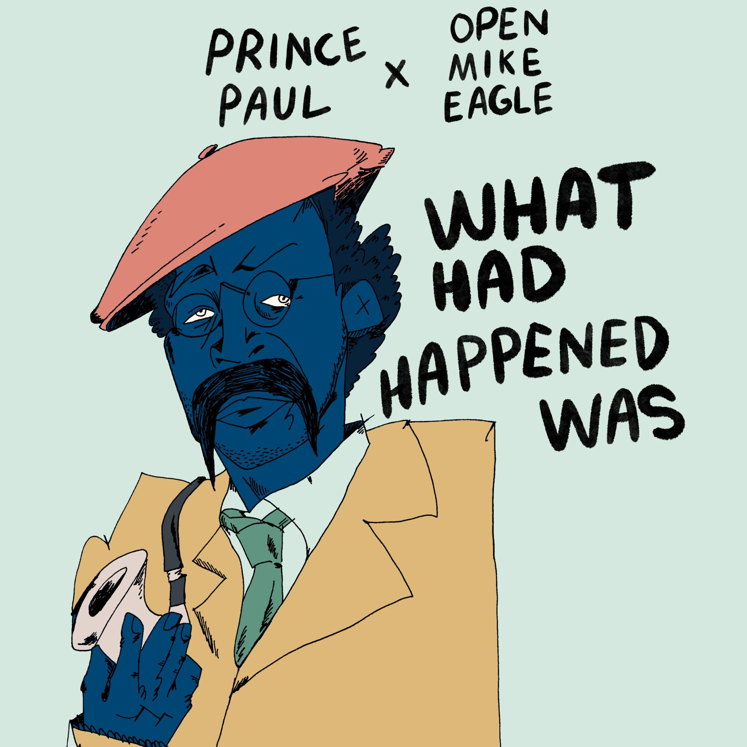 What Had Happened Was Podcast Cover - Square