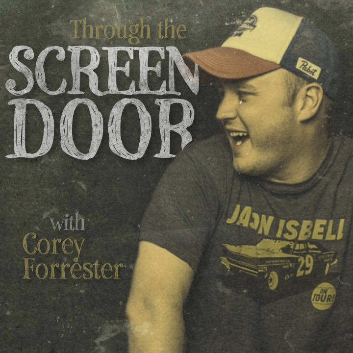 Through the Screen Door Podcast Cover - Duplicate