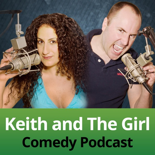 Keith and the Girl Podcast Cover - Square