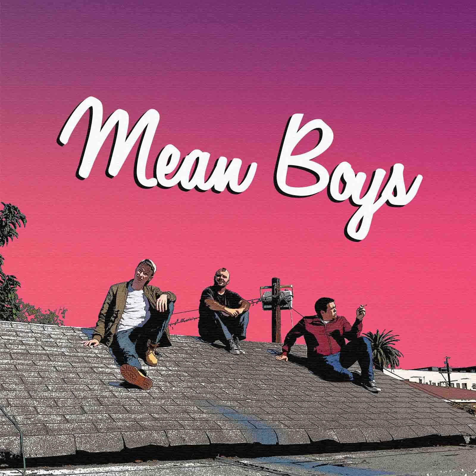 Mean Boys Podcast Cover - Square