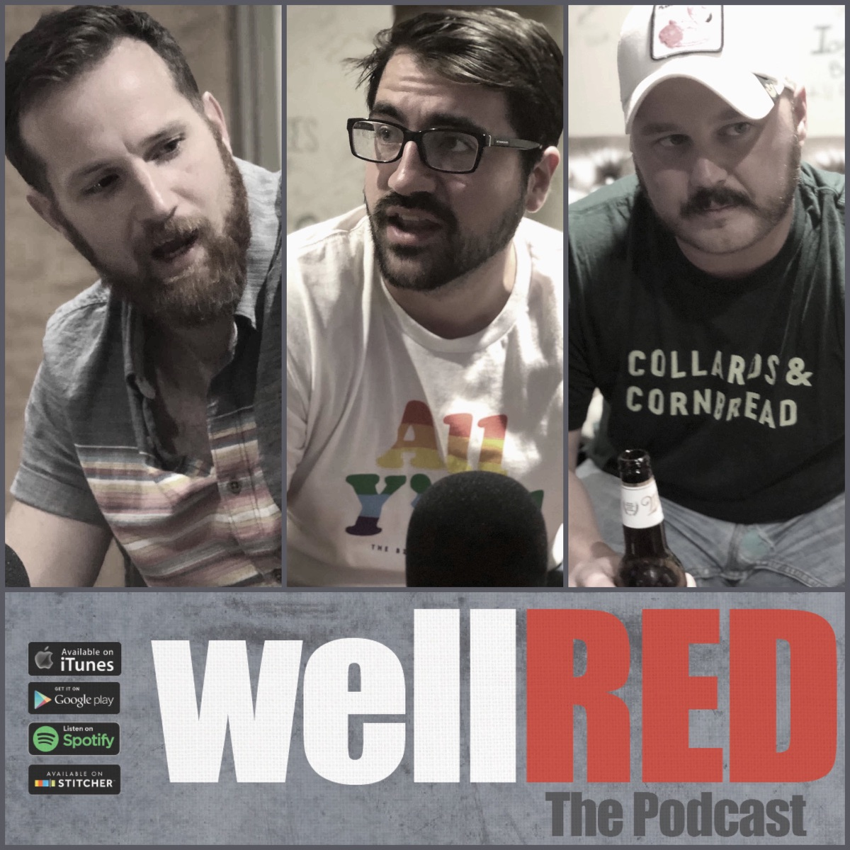 WellRed Podcast Cover -Square