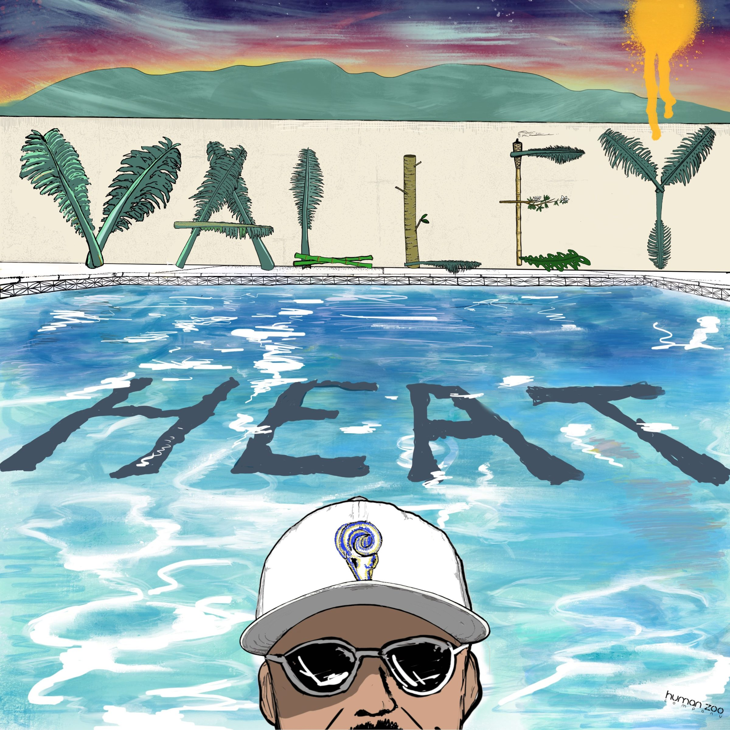 Valley Heat Podcast Cover